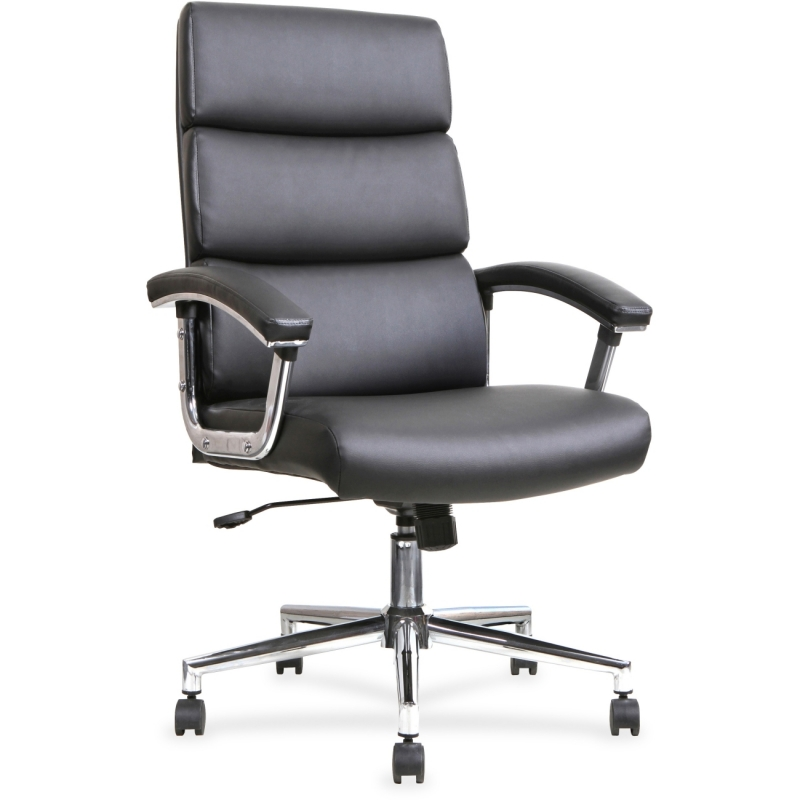 Lorell Leather High-back Chair 20018 LLR20018