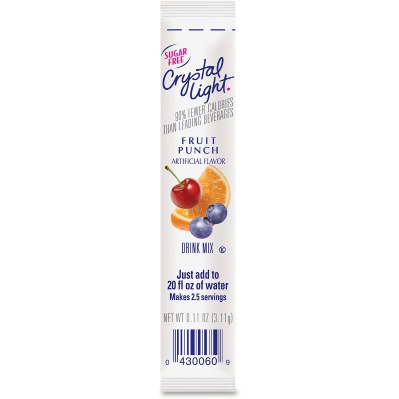Crystal Light On-The-Go Orange Mix Sticks 00006 KRF00006
