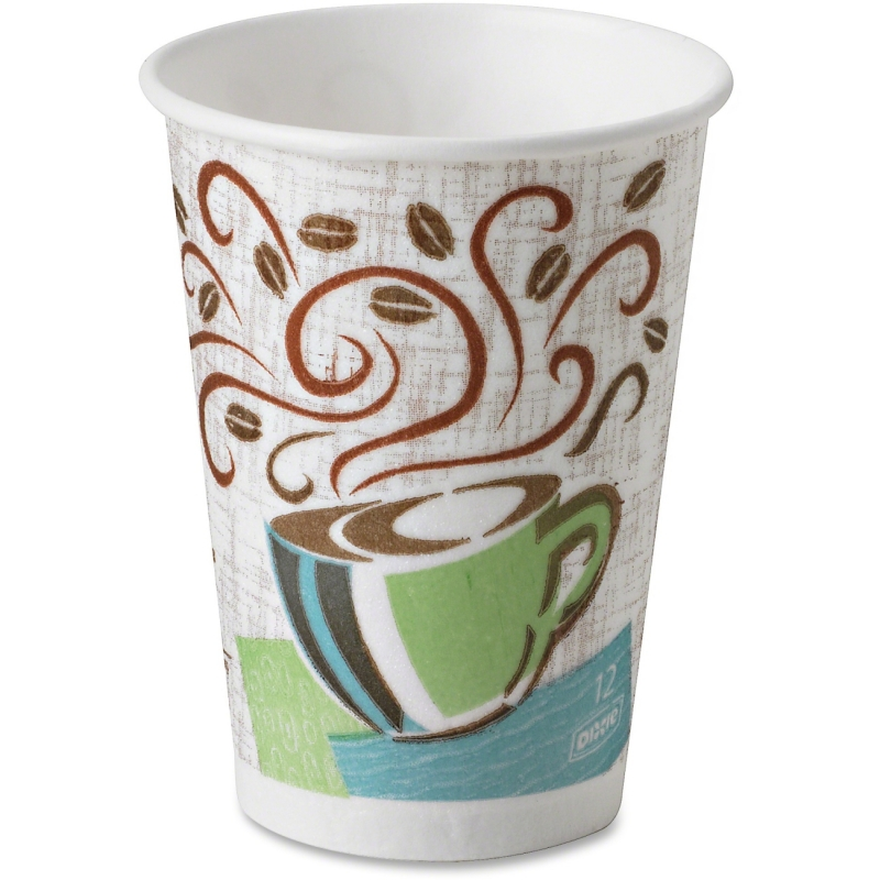 Dixie Dixie PerfecTouch Insulated Hot Cups 5342CDSBP DXE5342CDSBP