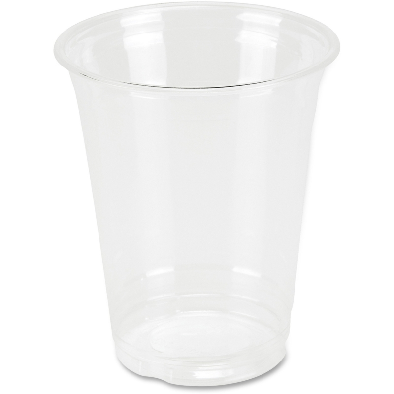 Genuine Joe Clear Plastic Cups 58231 GJO58231