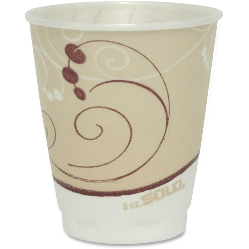 Solo Solo Thin-wall Foam Cups OFX8NJ8002 SCCOFX8NJ8002