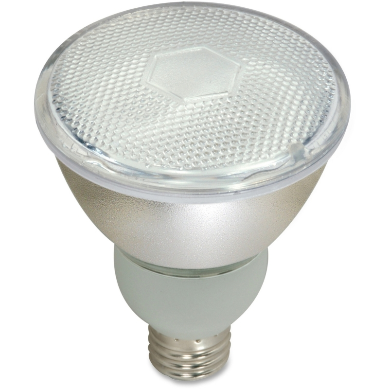 Satco 15-watt CFL PAR30 Reflector Floodlight S7204 SDNS7204