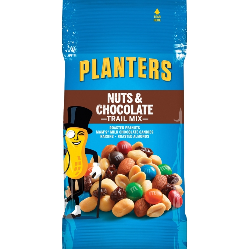 Planters Nut/Chocolate Trail Mix 00027 KRF00027