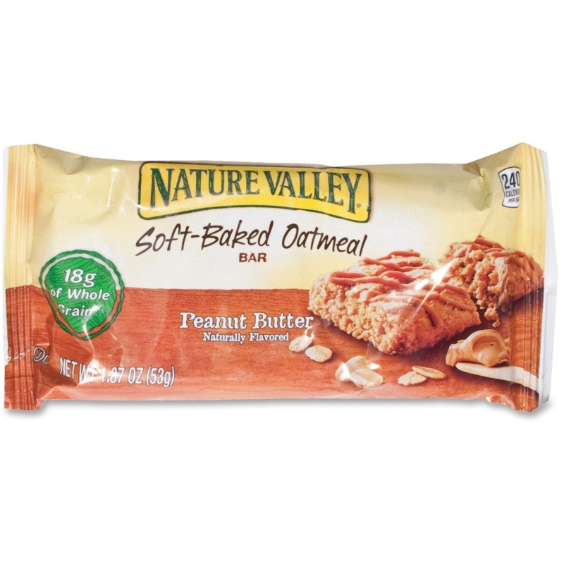 Nature Valley Soft-Baked Oatmeal Bars SN43402 GNMSN43402