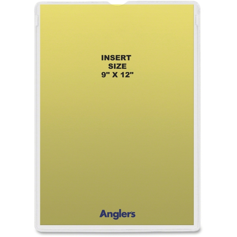 Anglers Heavy Crystal Clear Poly Envelopes 146850 ANG146850