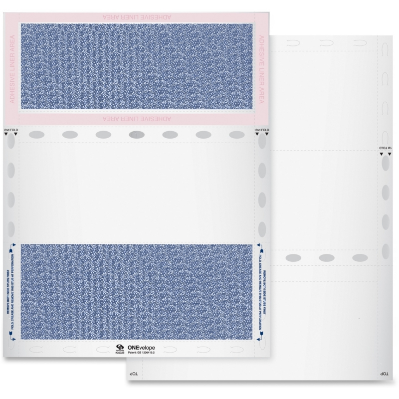 Quality Park Security-Tinted Envelopes 35328 QUA35328