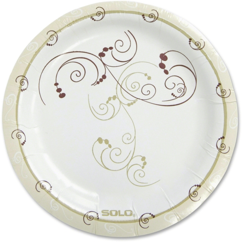 Solo Solo Heavyweight Paper Plates MP6J8001 SCCMP6J8001