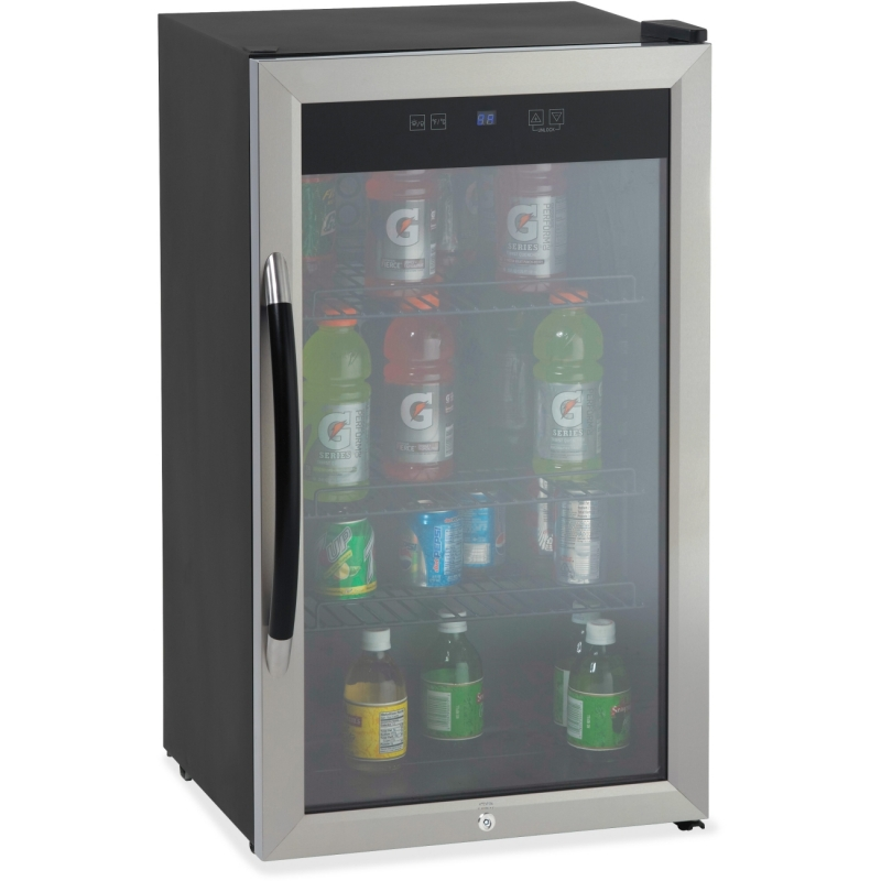 Avanti Avanti Model Breast Cancer Awareness 306SS-IS - 3.0 CF Beverage Cooler BCA306SS-IS AVABCA306SSIS