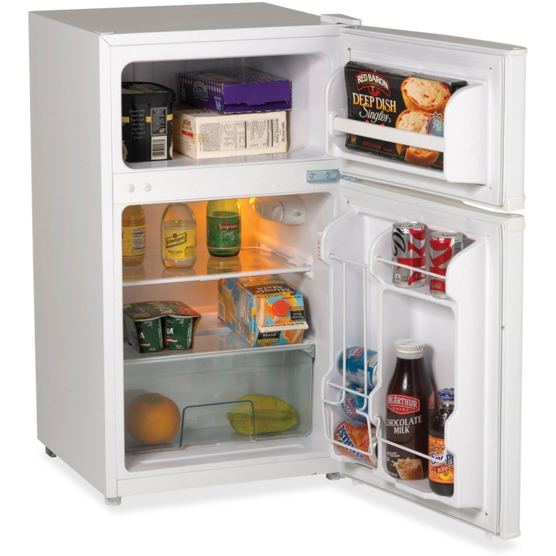 Avanti Avanti Model - 3.1 CF Two Door Counterhigh Refrigerator - White RA3106WT AVARA3106WT
