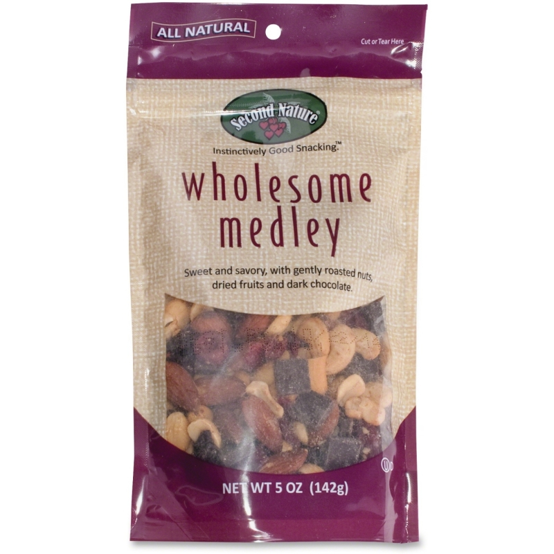 Second Nature Wholesome Medley Snack Blend SN01108 KARSN01108