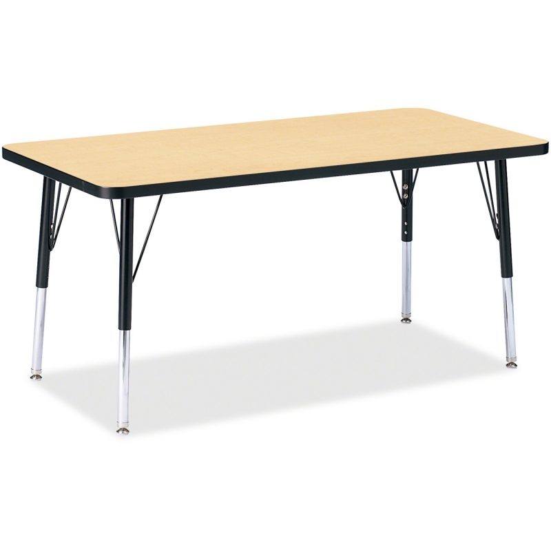 Berries Elementary Height Color Top Rectangle Table 6403JCE011 JNT6403JCE011