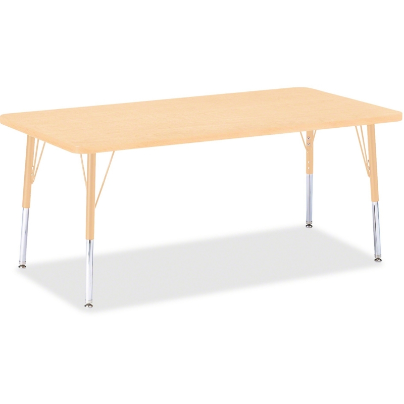 Berries Elementary Maple Top/Edge Rectangle Table 6408JCE251 JNT6408JCE251