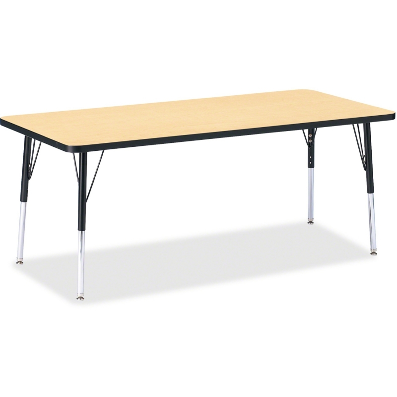 Berries Elementary Height Color Top Rectangle Table 6413JCE011 JNT6413JCE011
