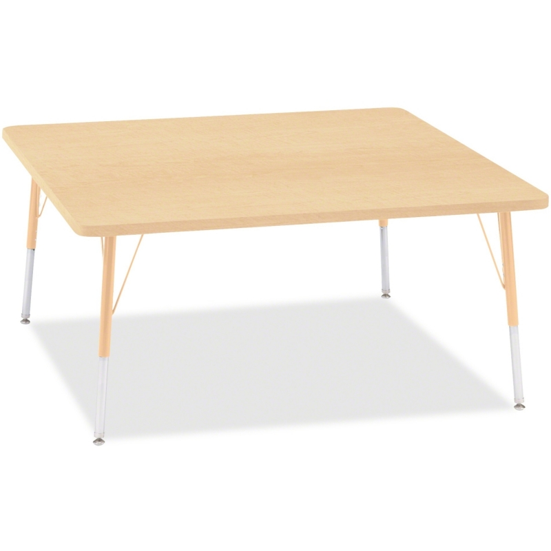 Berries Adult Height Maple Top/Edge Square Table 6418JCA251 JNT6418JCA251
