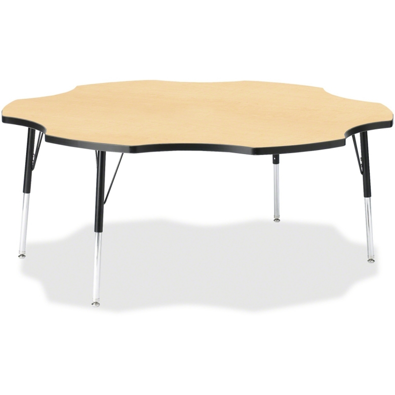 Berries Adult Black Edge Six-leaf Table 6458JCA011 JNT6458JCA011