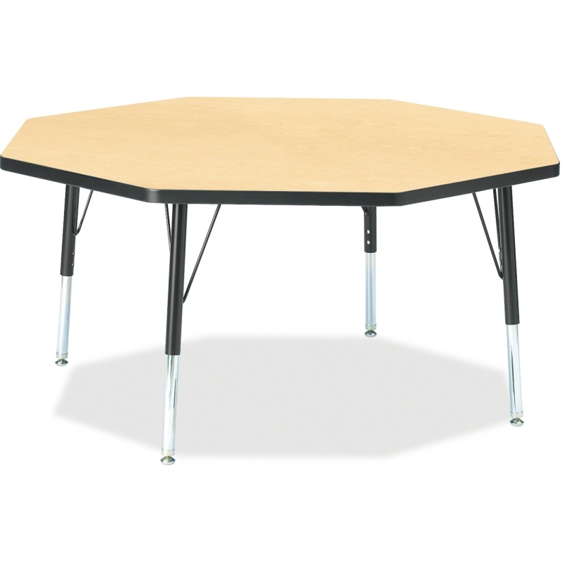 Berries Toddler Height Color Top Octagon Table 6428JCT011 JNT6428JCT011