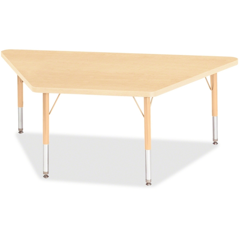 Berries Toddler-sz Maple Prism Trapezoid Table 6443JCT251 JNT6443JCT251