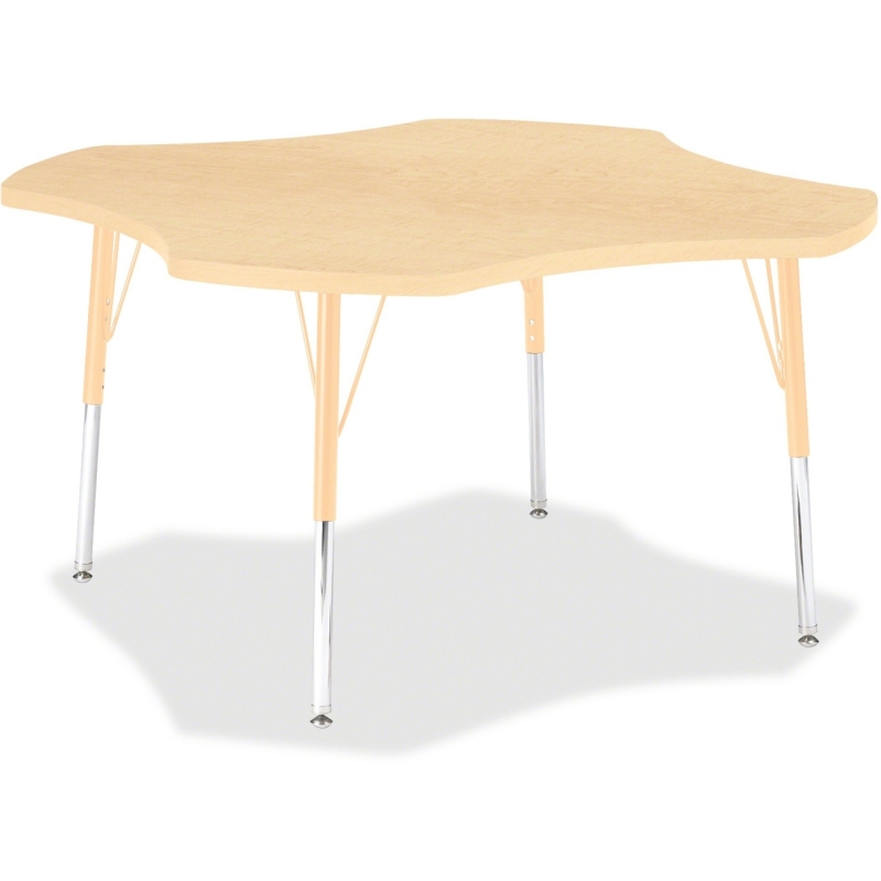 Berries Adult Maple Laminate Four-leaf Table 6453JCA251 JNT6453JCA251