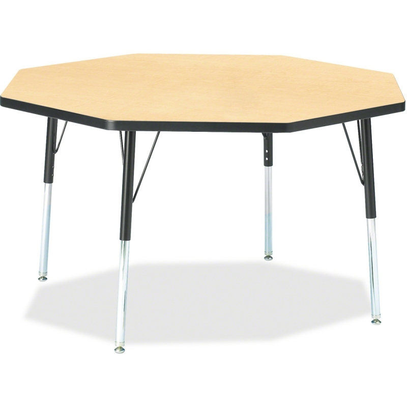 Berries Adult Height Color Edge Octagon Table 6428JCA011 JNT6428JCA011