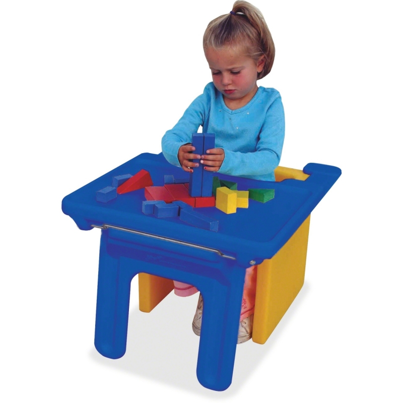 Childrens Factory Cube Chair Edutray 1188 CFI1188