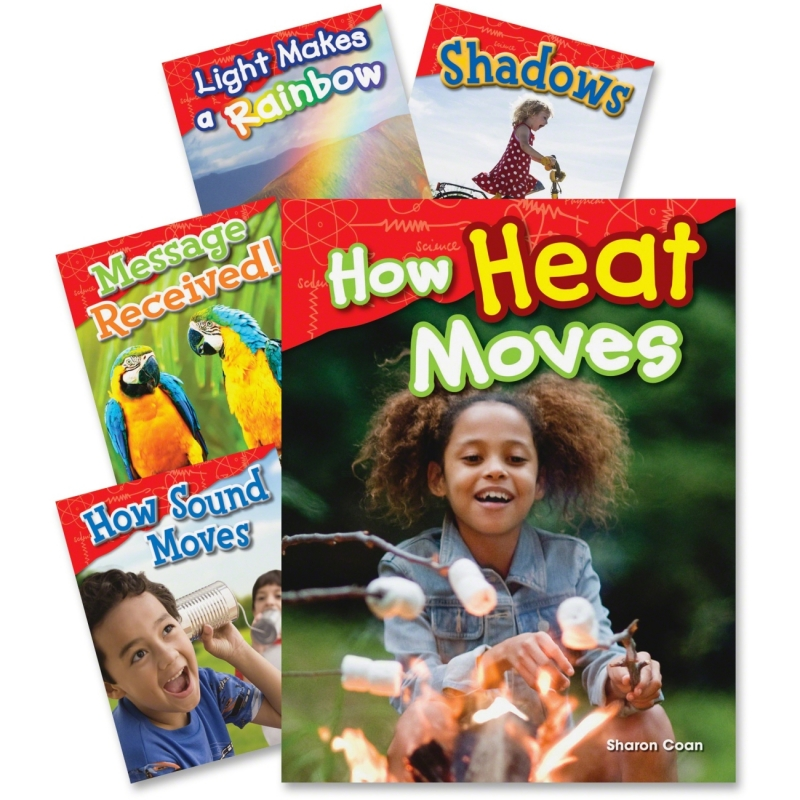Shell 1st Grade Physical Science Book Set 23019 SHL23019