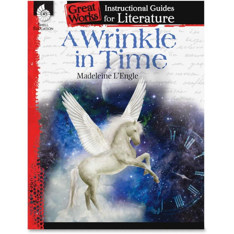 Shell A Wrinkle in Time: An Instructional Guide for Literature 40217 SHL40217