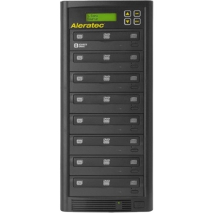 Aleratec 1:7 DVD/CD Copy Tower Duplicator 260182