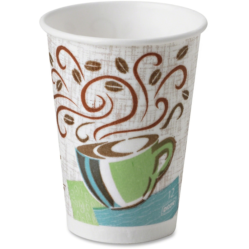PerfecTouch Insulated Hot Cups 5342CDCT DXE5342CDCT