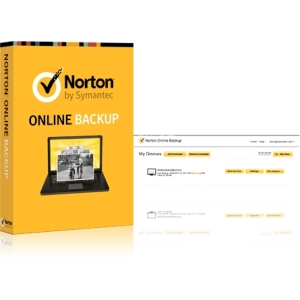 Norton Norton Online Backup v.2.0 5 GB - Complete Product - 1 User 20097548