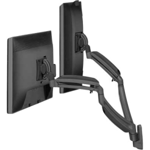 Chief Kontour K1W Dynamic Wall Mount, 2 Monitors K1W220B