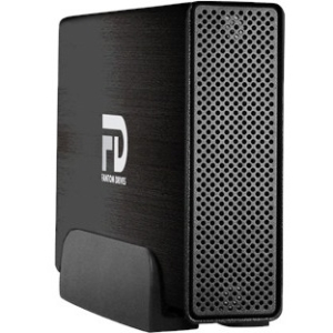 Fantom Drives Professional 5TB 7200rpm USB3.0/eSATA Aluminum Hard Drive GFP5000EU3