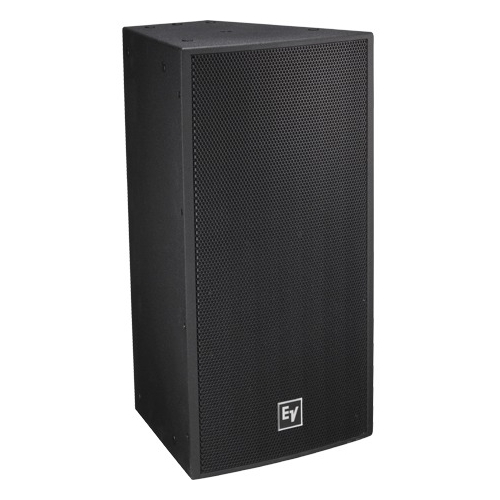 Electro-Voice 12-inch Two-way Full-range Loudspeakers EVF-1122S/126-BLK EVF-1122S 126