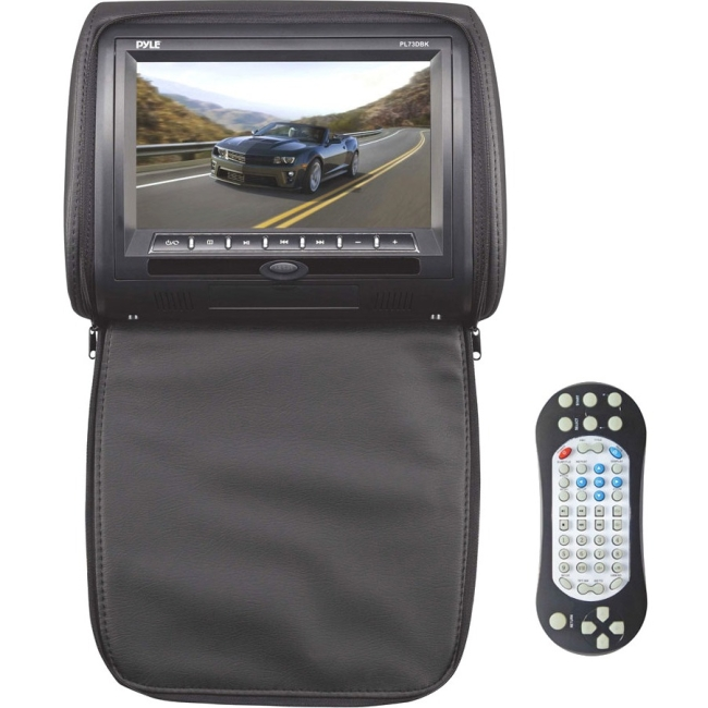 Pyle Car DVD Player PL73DBK