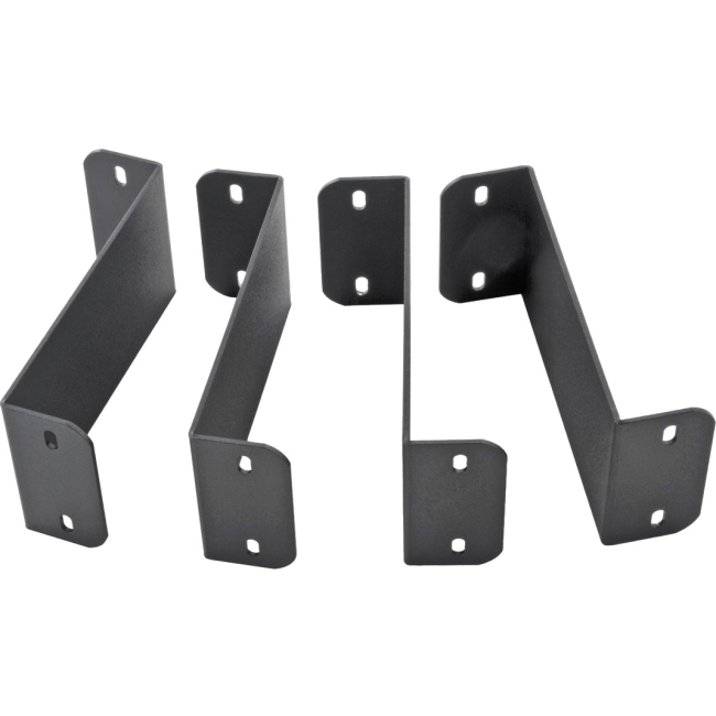 MMF POS MediaPLUS Under-Counter Mounting Brackets; Cool White 2251750E5