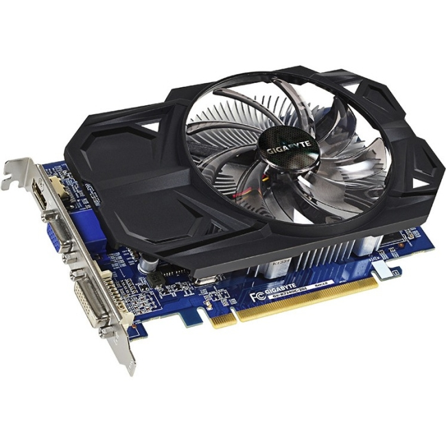 Gigabyte AMD Radeon R7 240 Graphic Card GV-R724OC-2GI REV2.0 GV-R724OC-2GI (rev. 2.0)