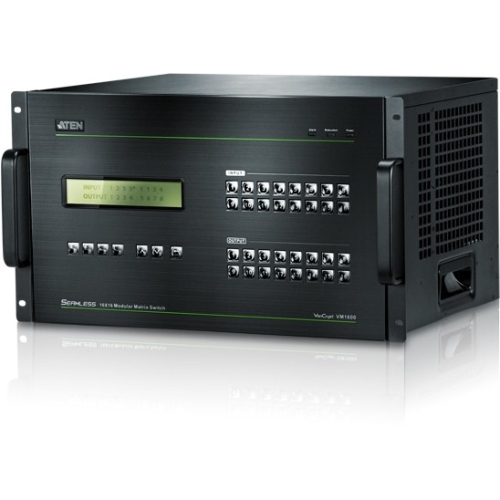 Aten 16x16 Modular Matrix Switch VM1600