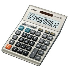 Casio Simple Calculator DM-1200BM