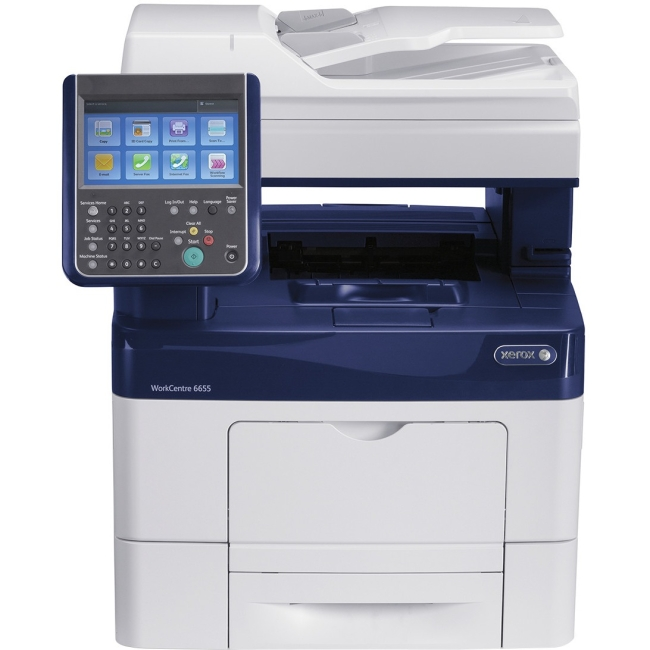 Xerox WorkCentre 6655 Color Multifunction Printer Metered 6655/YXM 6655/X