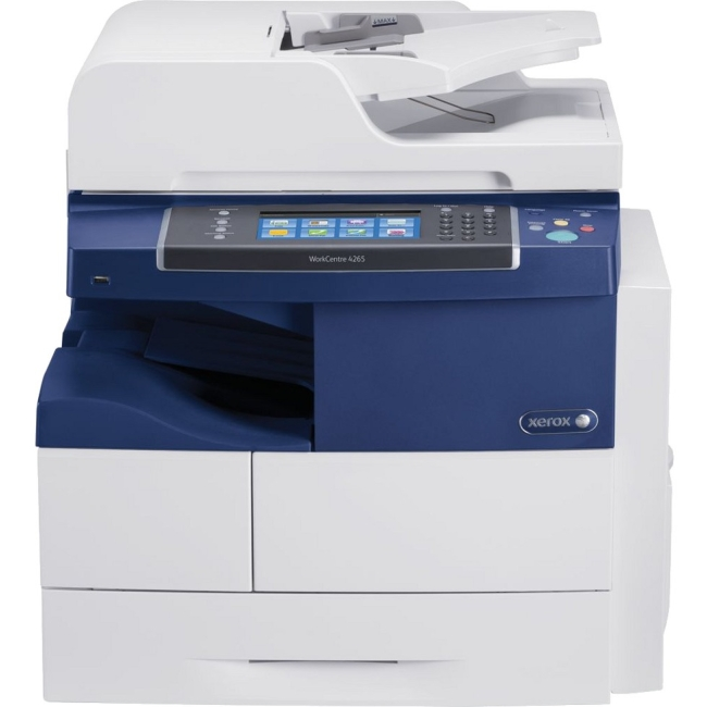 Xerox Workcentre 4265 Monochrome Multifunction Printer Metered 4265/YSM 4265/SM