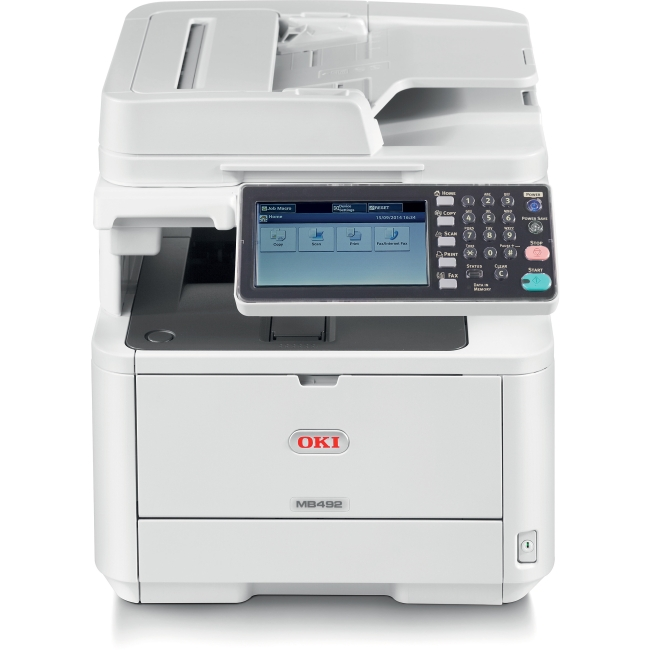 Oki LED Multifunction Printer 62444901 MB492