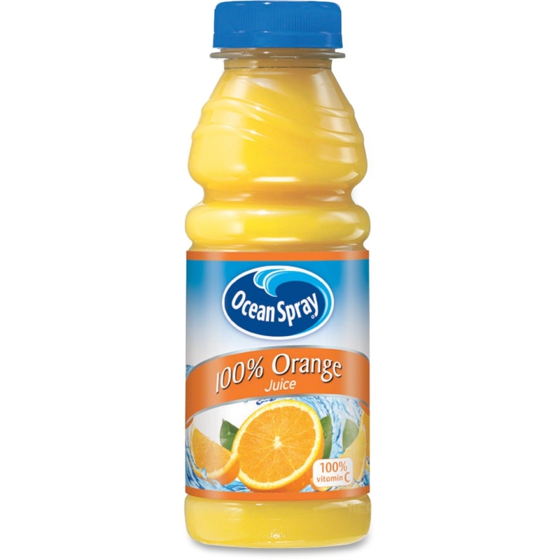 Ocean Spray Bottled Orange Juice 123367 PEP123367