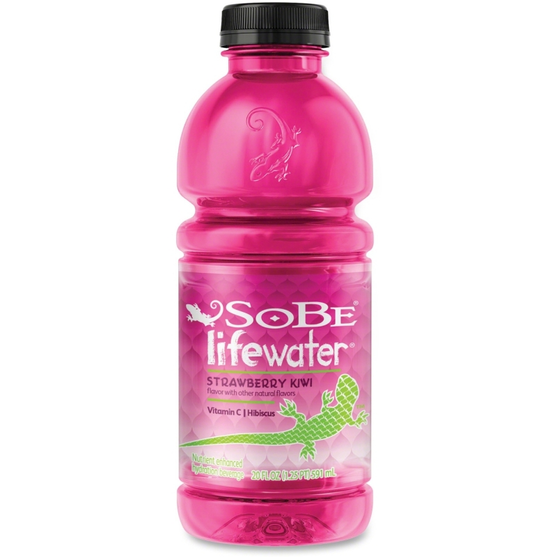 Sobe Lifewater Flavored Beverage Drink 96635 PEP96635