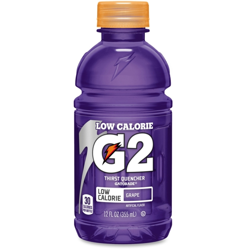Gatorade G2 Grape Sports Drink 12203 QKR12203