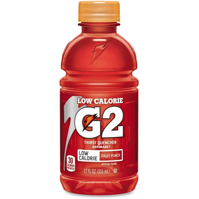 Gatorade G2 Fruit Punch Sports Drink 12202 QKR12202