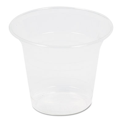 NatureHouse Compostable PLA Corn Plastic Cold Cups, 10oz, Clear, 1000/Carton SVARP20CT NAHRP20