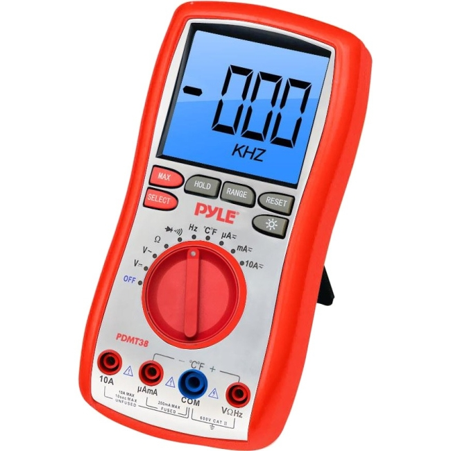 Use Electric Measuring Devices : Printer
