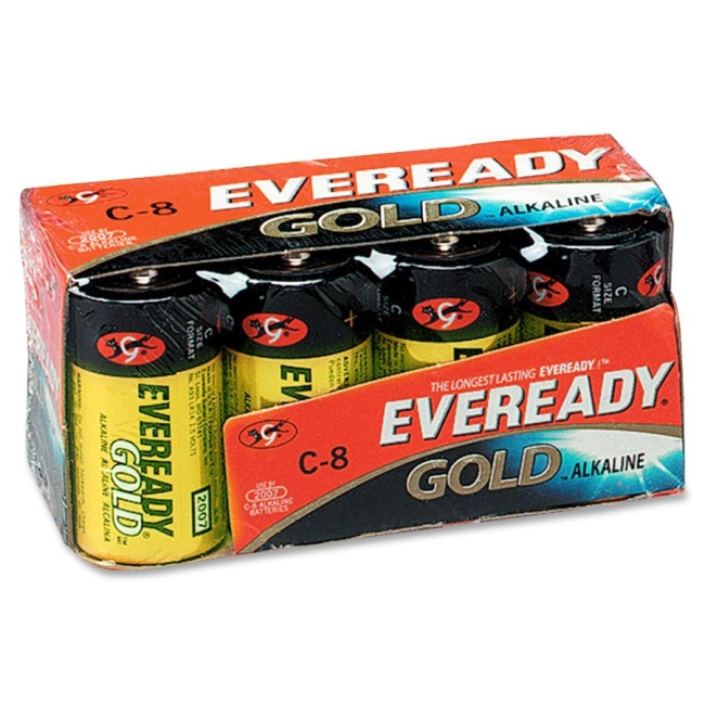Eveready Gold C Size General Purpose Battery A938 EVEA938