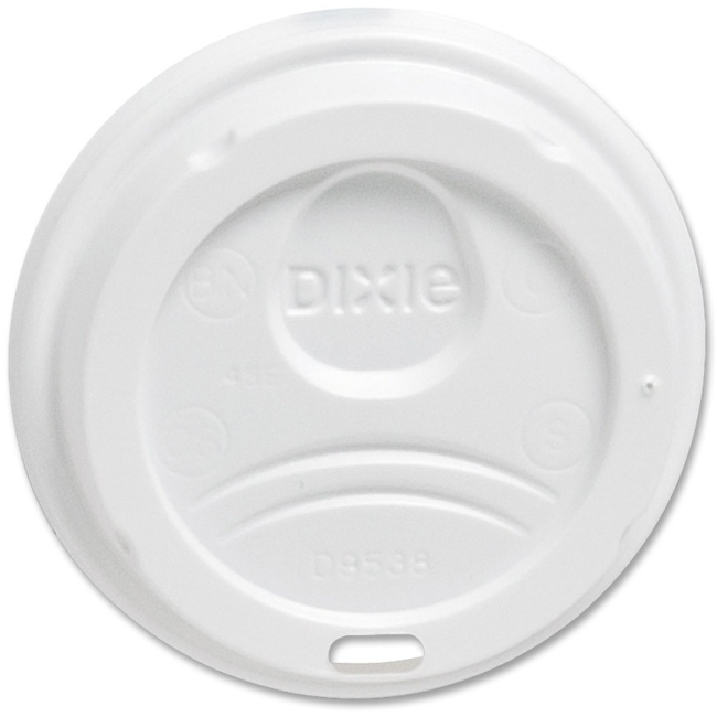 Dixie PerfecTouch Hot Cup Lid 9538DXCT DXE9538DXCT