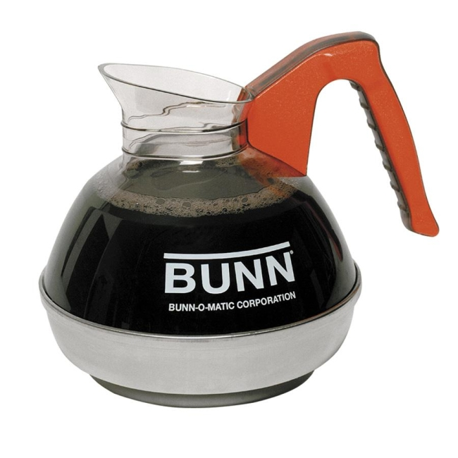 BUNN BUNN Unbreakable 12-Cup Decanter 061010101 BUN061010101