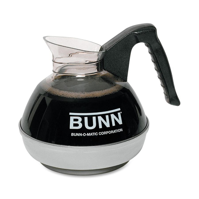 BUNN BUNN Easy Pour Bunn-O-Matic 12-Cup Unbreakable Decanter 6100 BUN061000101